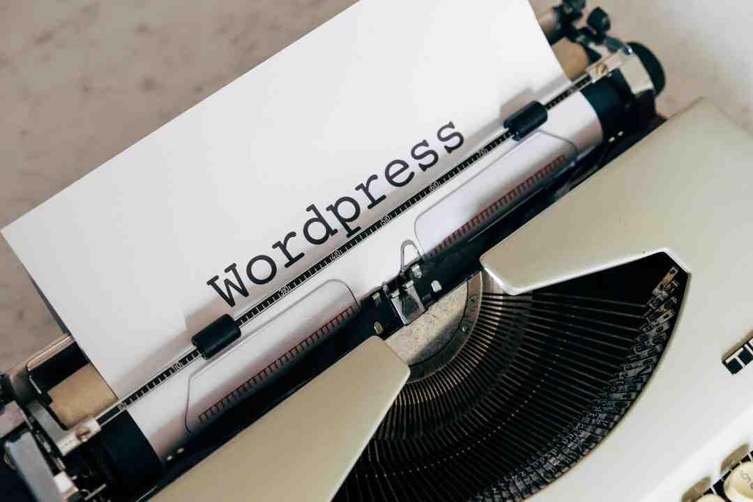 Comment télécharger wordpress