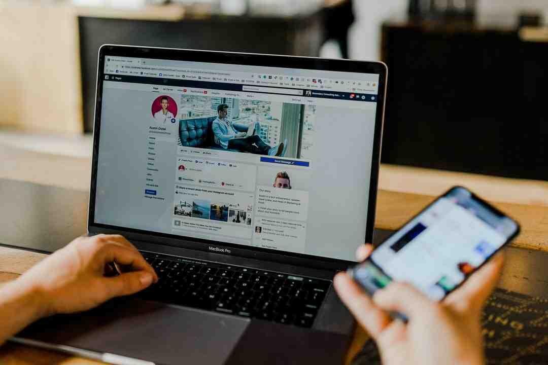 Comment créer un compte d'entreprise sur Facebook ?