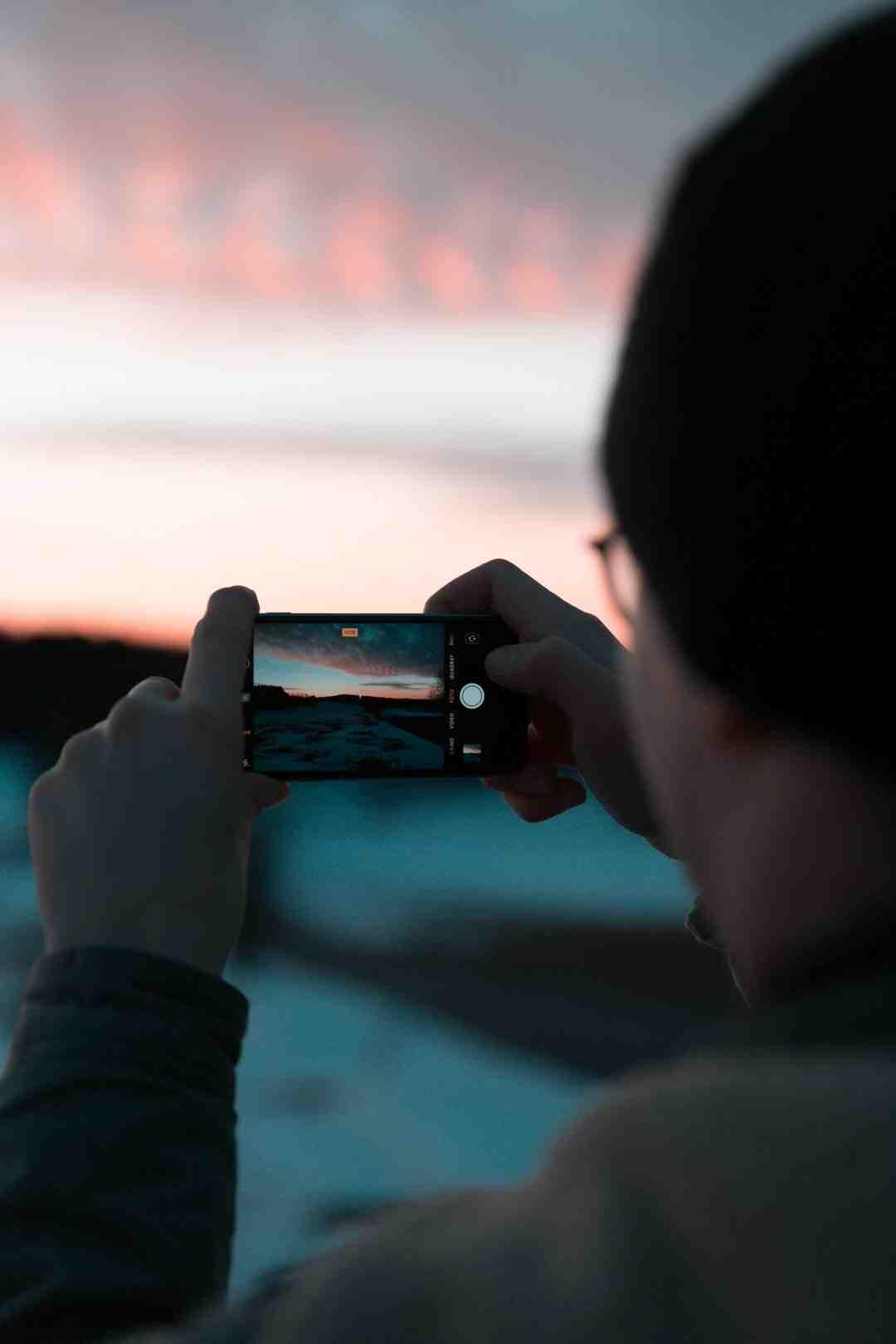 Comment mettre photo sur icloud